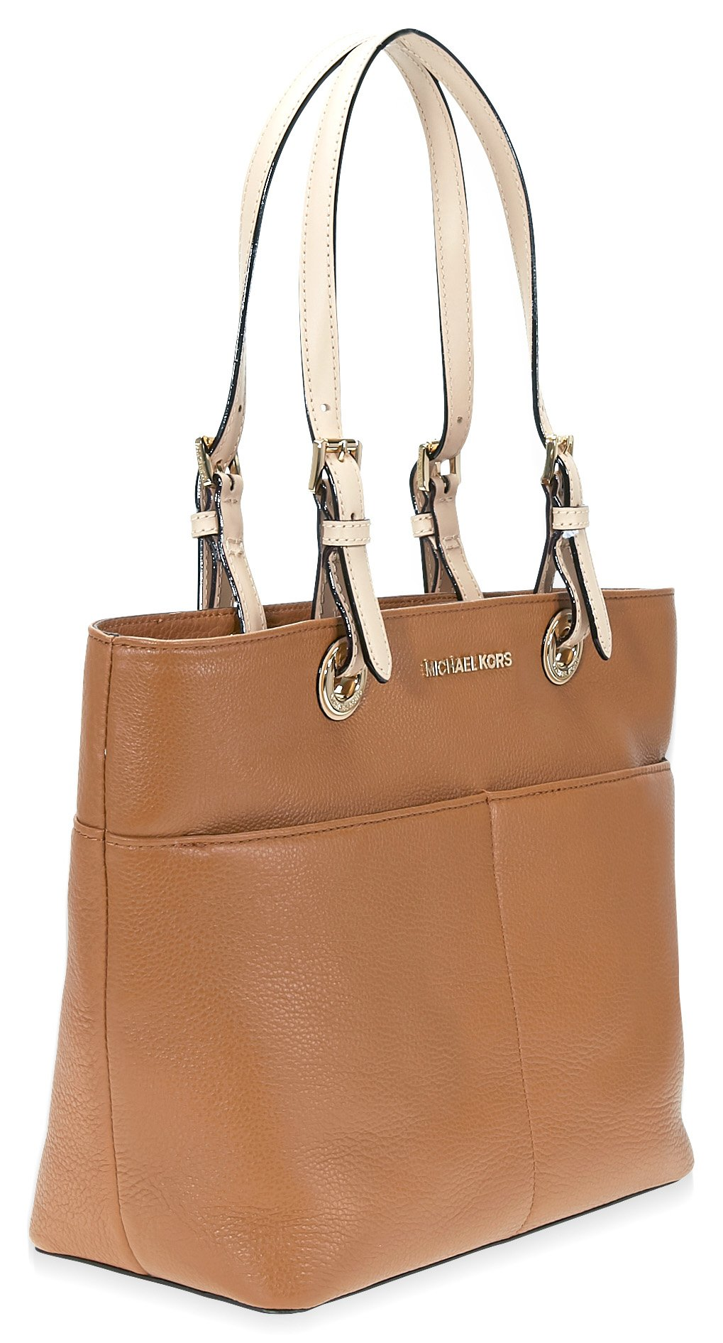 Michael Kors Bedford Leather Tote - Acorn by Michael Kors (Image #2)