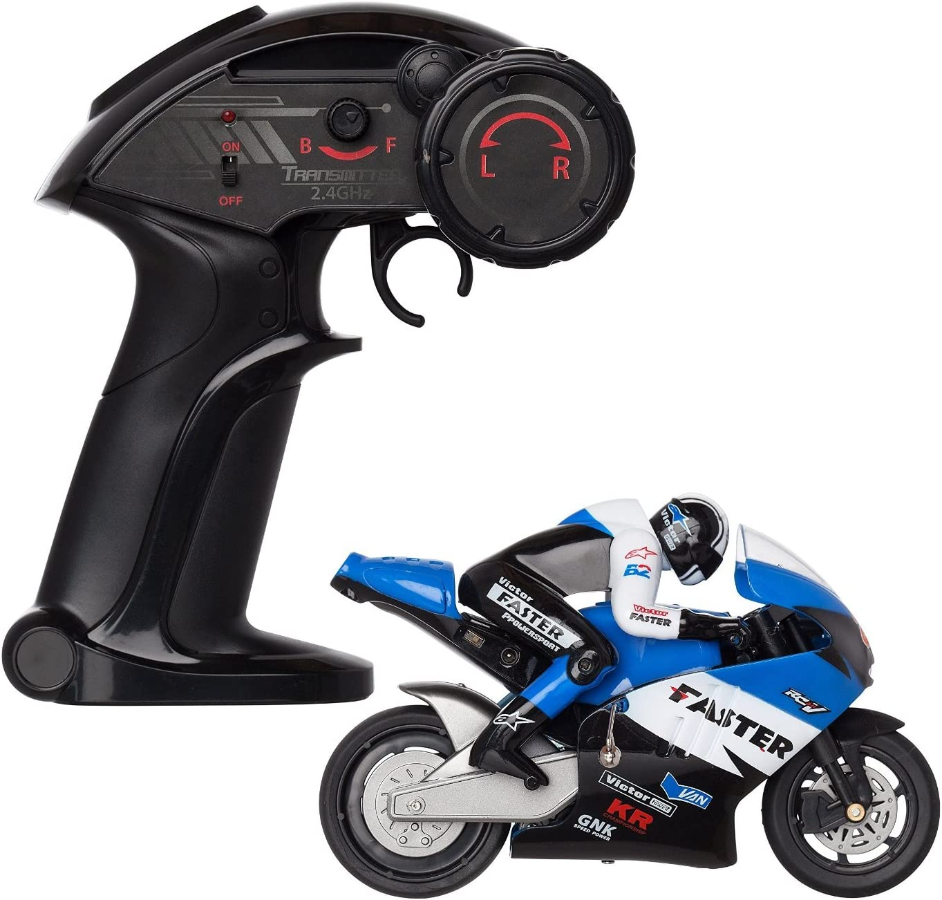 Top 10 Best Remote Control Motorcycles (2020 Reviews & Buying Guide) 7