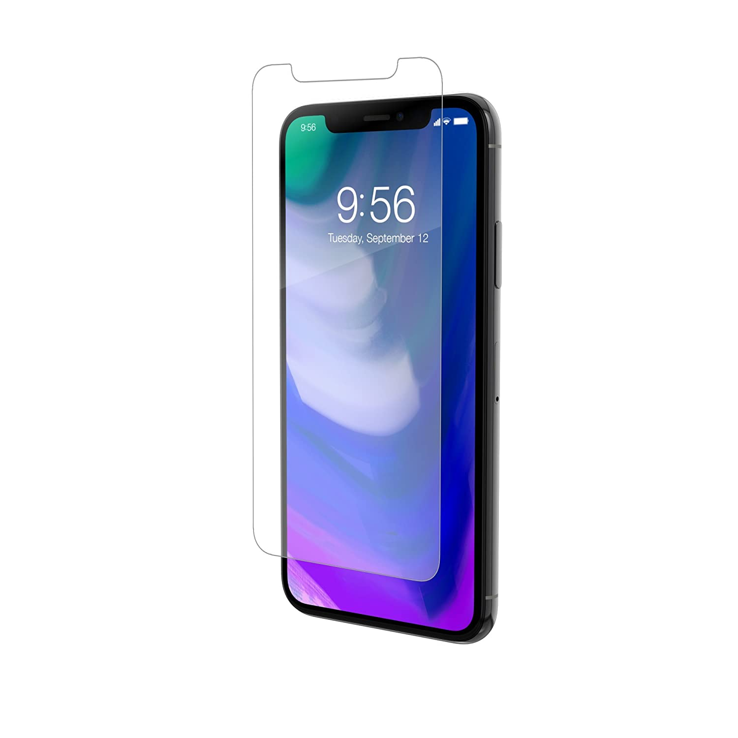 ZAGG InvisibleShield Glass Defense Glass Screen Protector for Apple iPhone X / XS - Case Friendly Inc. 200101184