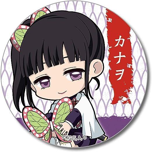カナヲ髪飾りイラスト