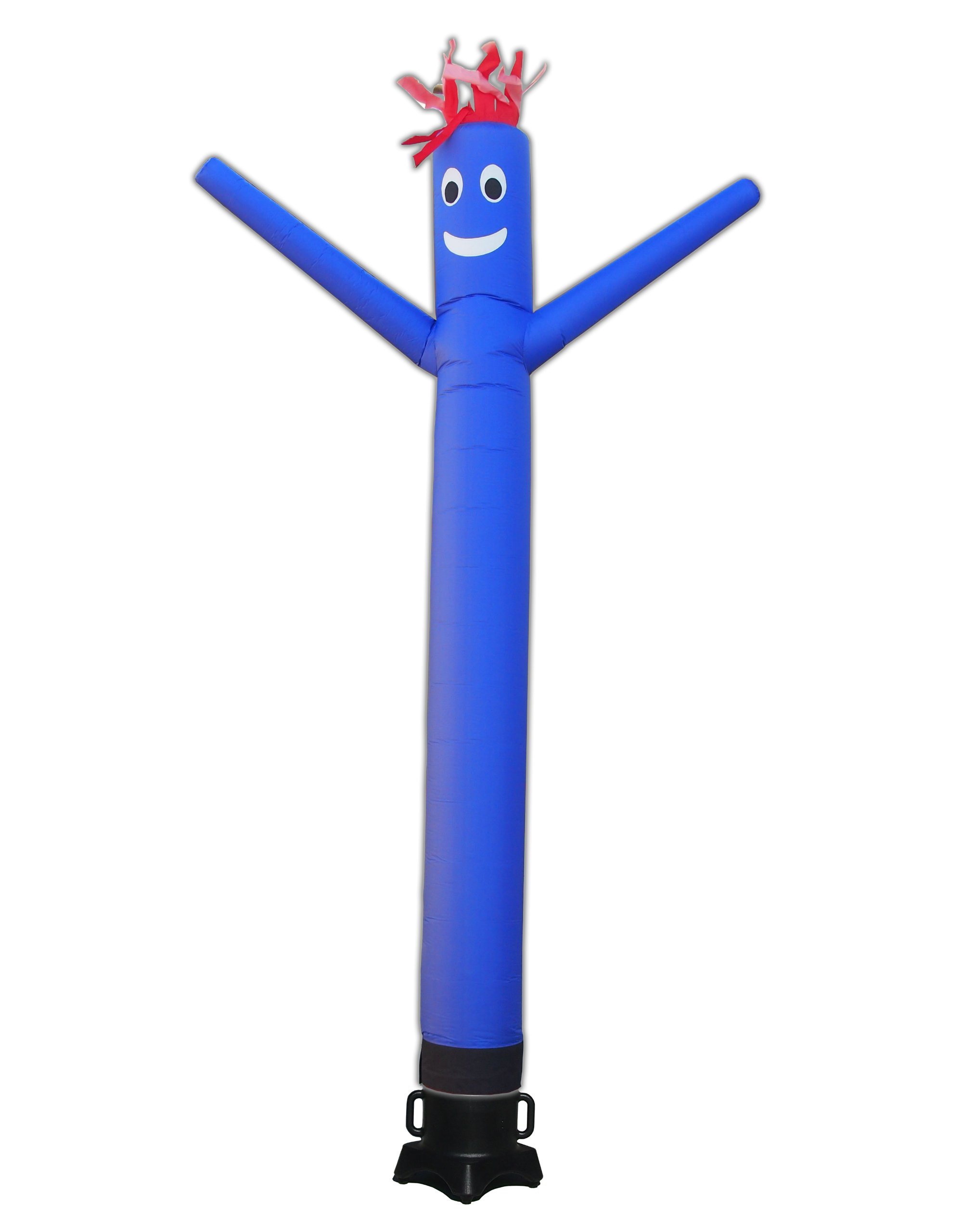 LookOurWay 10ft Air Dancers Inflatable Tube Man Complete Set with 1/2 HP Sky Dancer Blower, 10-Feet, Blue by LookOurWay