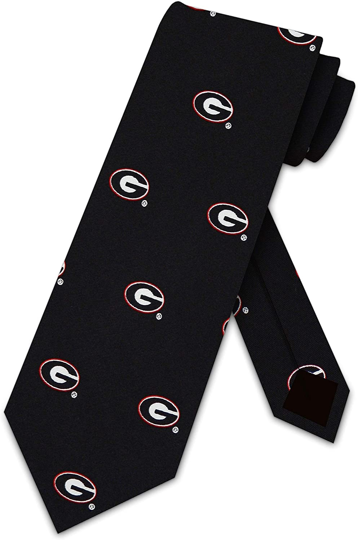 Georgia Prep Silk Necktie