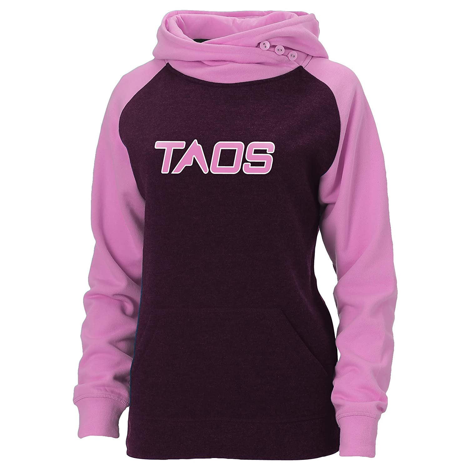 Outdoors Ouray Sportswear Womens Taos Resort Asym Redux Hoodie Ouray