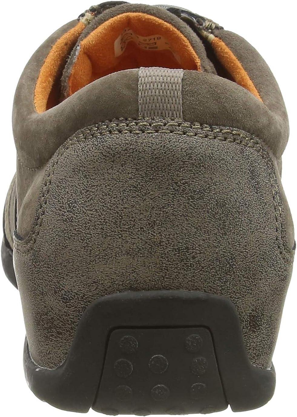 camel active Herren Space Sneaker Braun Peat 30