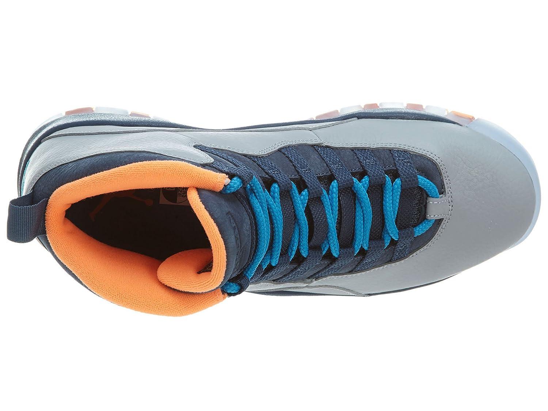 Nike Air Jordan Mens Retrò 10 Bobcats Scarpe Da Basket zwyckCo5
