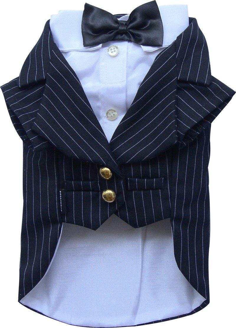 DoggyDolly Authentic Classic Tuxedo, XX-Large