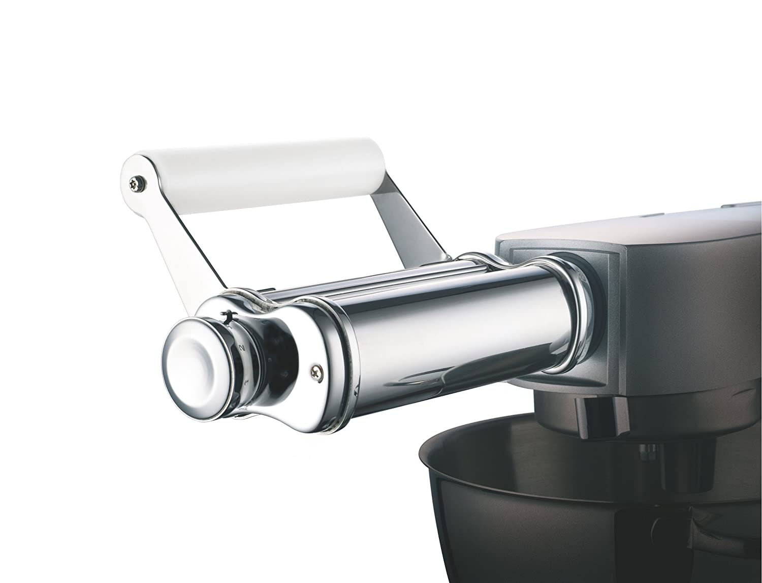 Amazon.com: Kenwood AT970A Metal Pasta Roller, Silver: Pasta ...