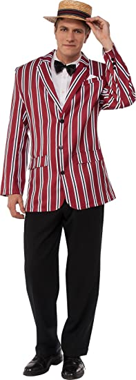 Gangster Costumes & Outfits | Women's and Men's Rubies Costume Co. Mens Good Time Sam Costume $56.47 AT vintagedancer.com