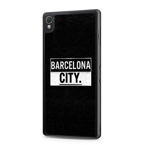 Barcelona City Sony Xperia Z2 Carcasa Cover Case Carcasa ...