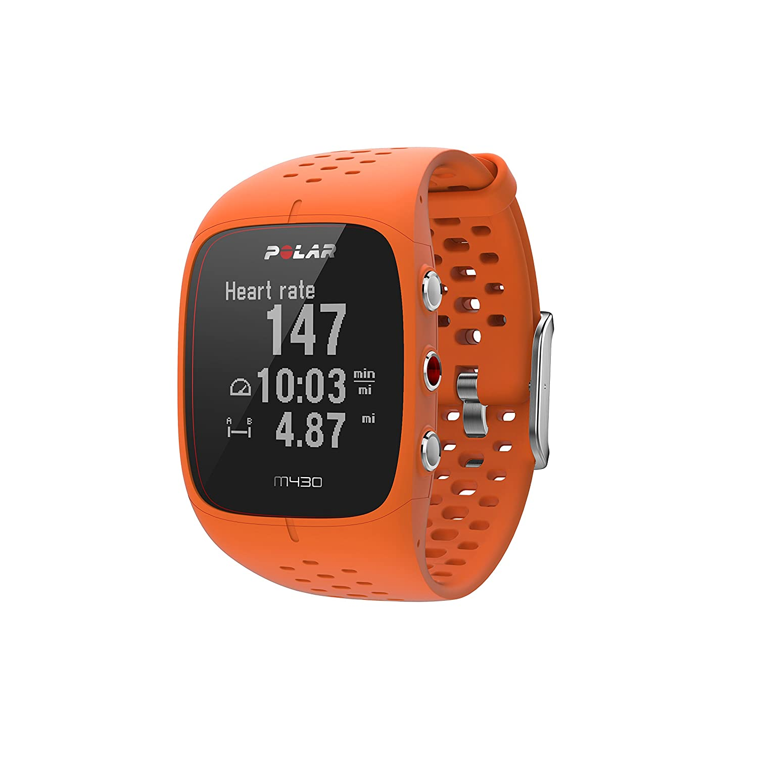 5. Polar M430 GPS Running Watch