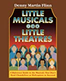 Little Musicals for Little Theaters