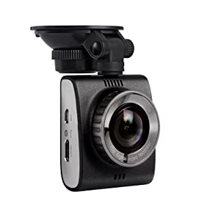 AUSDOM Dash Cam Car DVR,Dashboard Camera Recorder with 180 Degree Wide Angle Lens, G-Sensor, and Parking Monitor