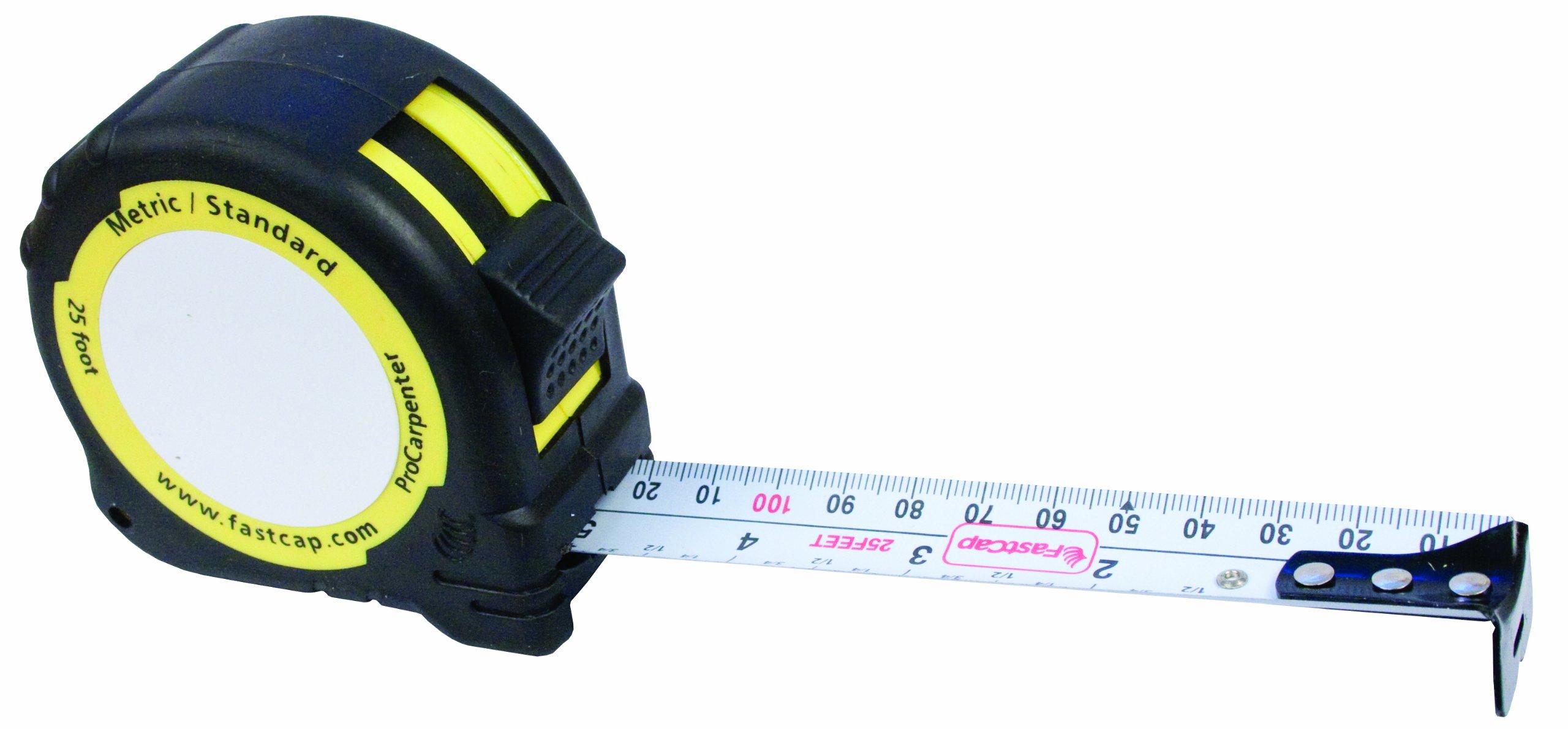 78 On Tape Measure: Linear Measurement ⇒ LaserJamb ProCarpenter PMS25 Pad