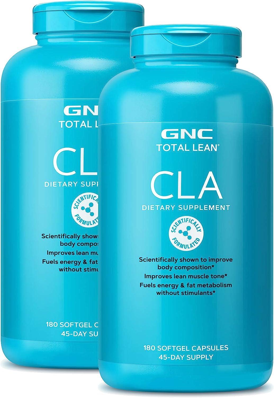 GNC Total Lean CLA – Twin Pack