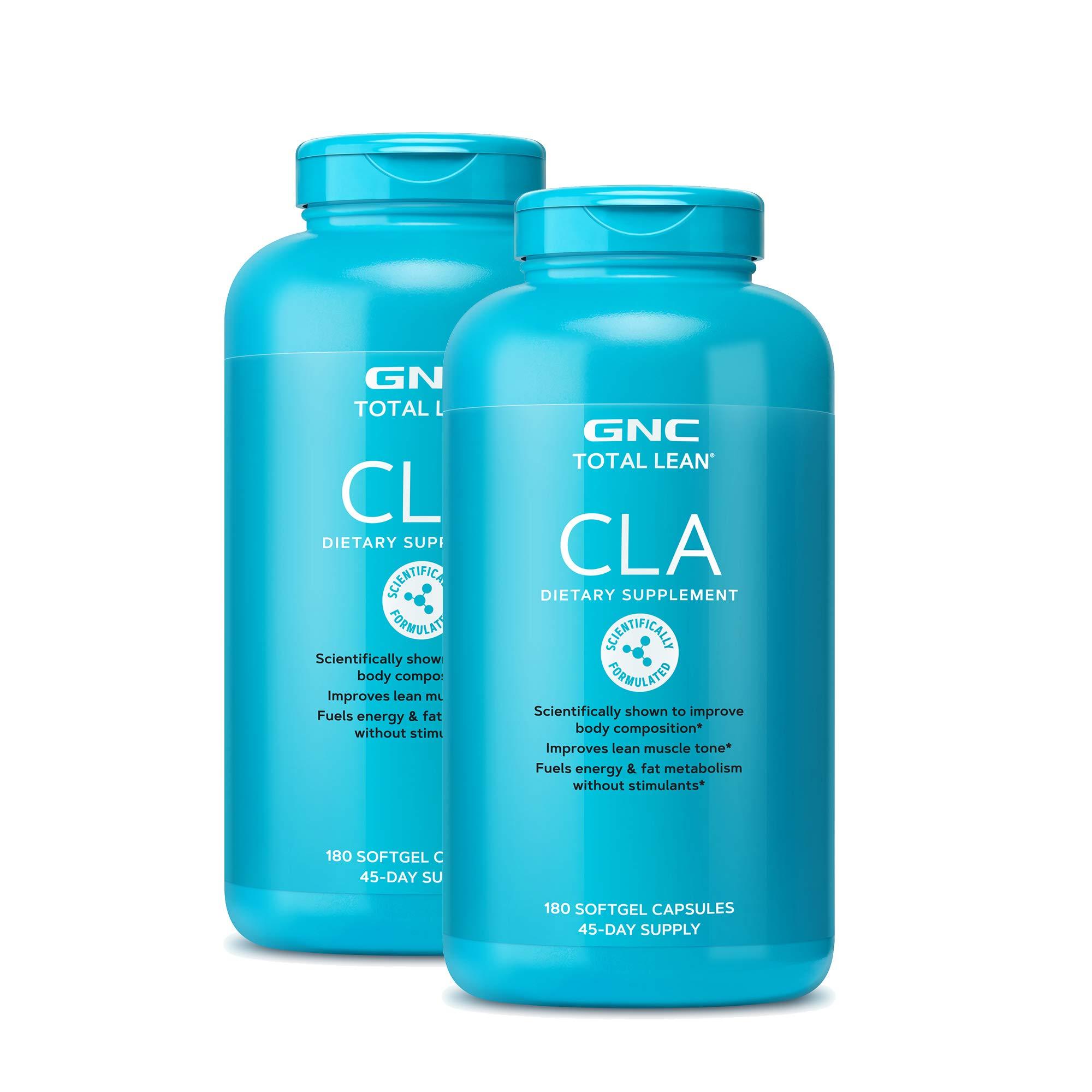 GNC Total Lean CLA - Twin Pack