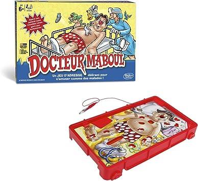 Hasbro - Docteur Maboul, Juego de Mesa (B21761010) (versión en francés): Amazon.es: Juguetes y juegos
