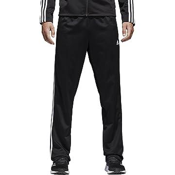 powerful adidas Men's Athletics Essential Tricot 3-Stripe Pants