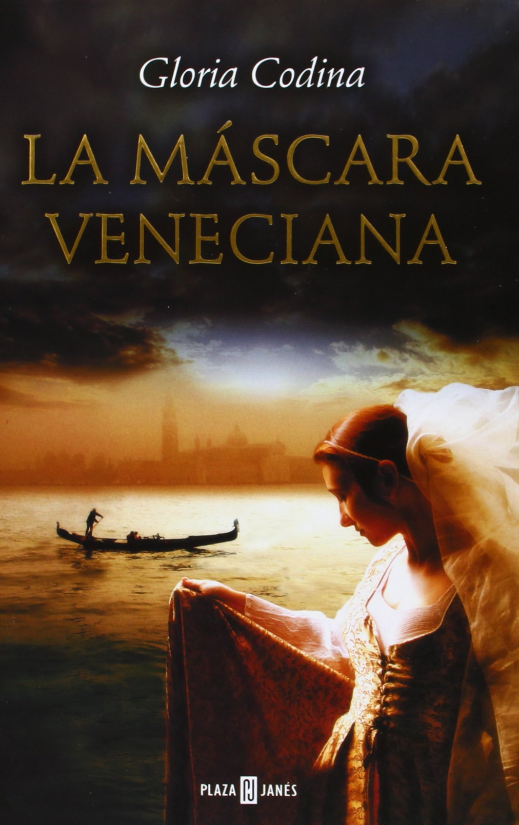 La máscara veneciana / The venecian mask (Spanish Edition): Gloria Codina: 9788401354861: Amazon.com: Books