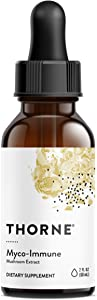 Thorne Research - Myco-Immune - Mushroom Extracts for Immune System Support - 2 fl oz