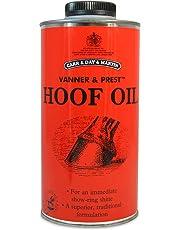 Carr & Day & Martin Vanner and Prest Hoof Oil, 500 ml
