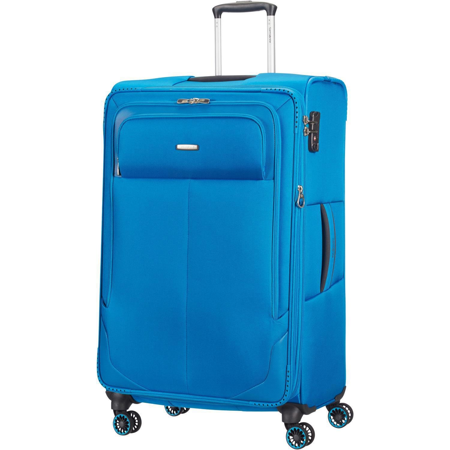 Samsonite Ultracore Spinner 78/29 Exp Maletas y trolleys, 78 cm, 114 L, Azul (Azul): Amazon.es: Equipaje