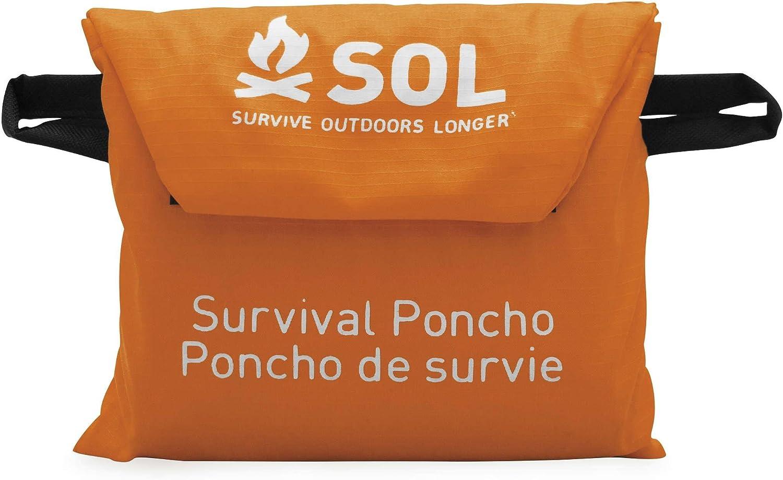 Adventure Medical SOL Survival Poncho