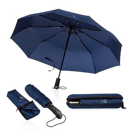 Parapluie automatique Femme bleu ug1D2V