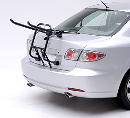 Hollywood Racks F1B The Original 3-bicicleta Trunk Mount Rack ... bb5e82783316