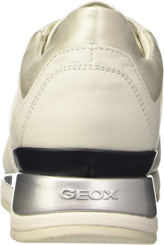 pueblo complemento Coca  Amazon.com | Geox Women's D Shahira 22 Fashion Sneaker | Fashion Sneakers