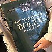 The Watch Book Rolex Gisbert Brunner 9783832769185 Amazon Com