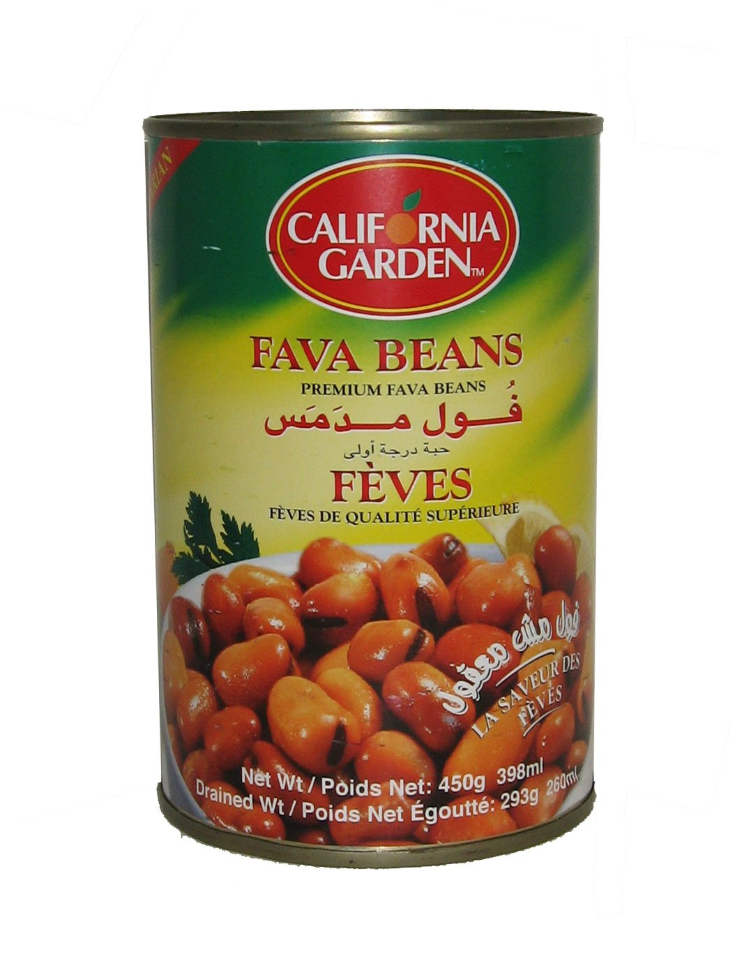 Canned Beans Cake