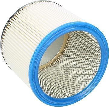 Wessper Filtro de cartucho para aspirador Mac Allister 1250W (Para uso húmedo y seco): Amazon.es: Bricolaje y herramientas