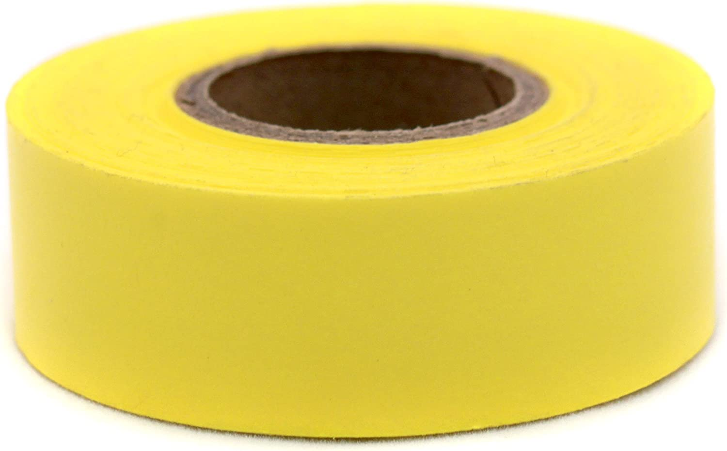 ChromaLabel 3/4 Inch Clean Remove Color-Code Tape, 500 Inch Roll, Yellow