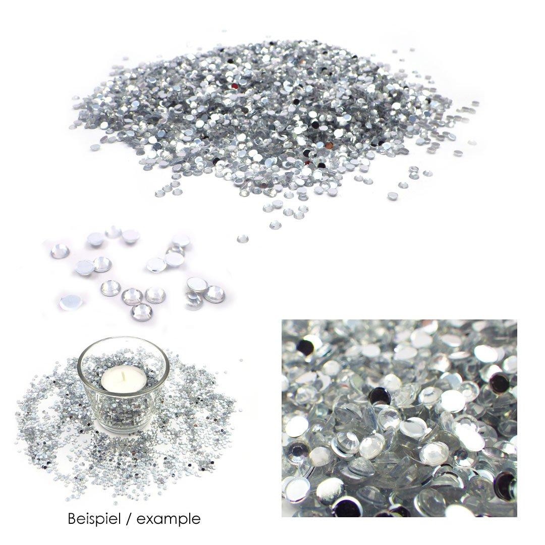 3 mm Arcobaleno Sepkina 10000 Strass Strass Strass Strass Strass Strass Strass Hotfix Pietre da Applicare con Ferro da Stiro Crystal Design