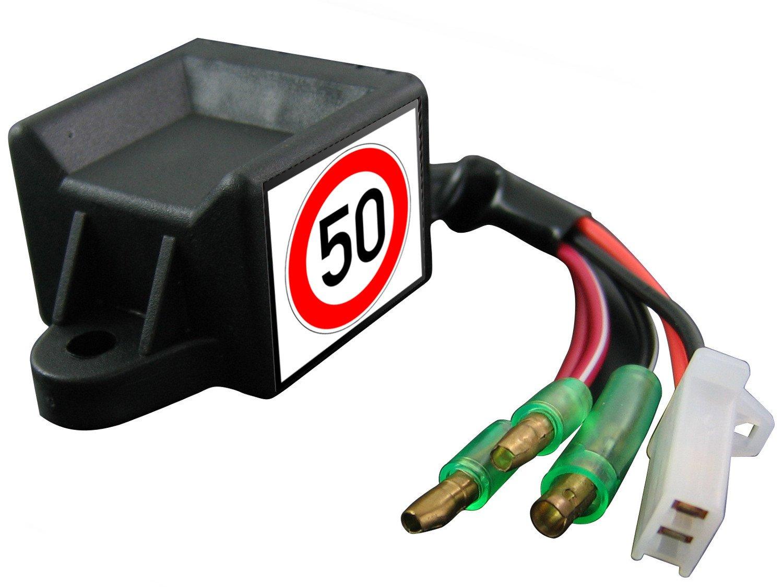Standard Ersatz CDI Beeline Memory 50 Pista 50, Classic 50