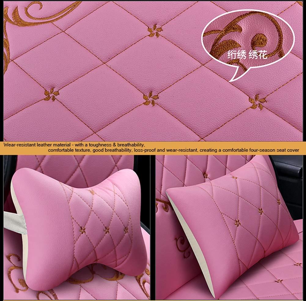 amazon com yuye 5 seater universal car seat cover waterproof and rh amazon com