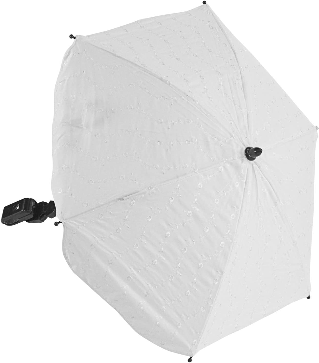 White For-Your-Little-One BA Parasol Compatible with Bebecar Vector