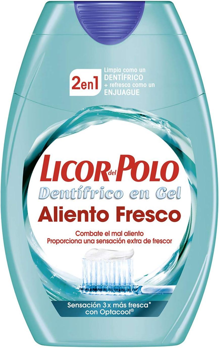 Licor del Polo 2 en 1 Dentífrico + Enjuague Aliento Fresco - 75 ml ...