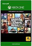 GTA V Standard Edition [Jeu Complete] [Xbox One – Code jeu à télécharger]