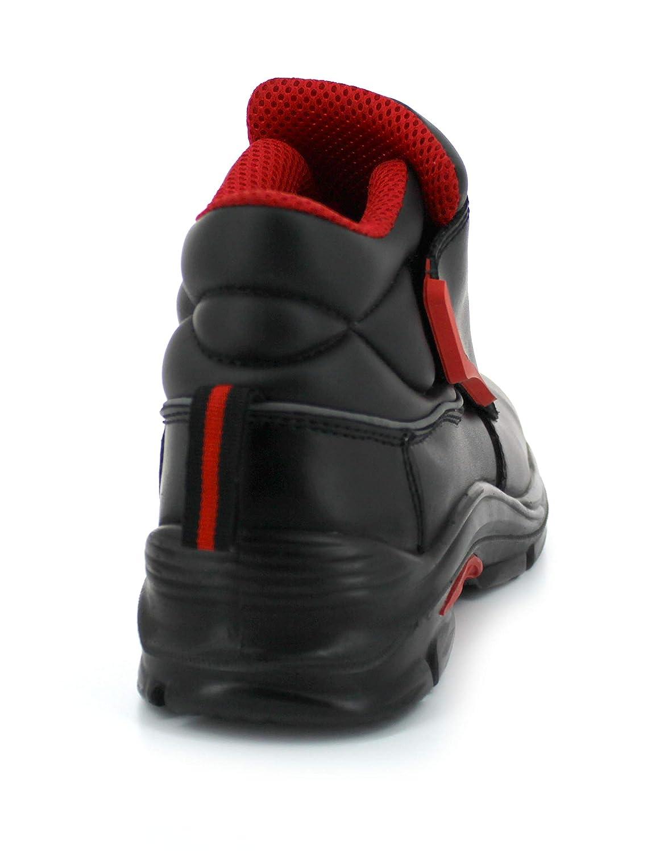 f6ea98d90f6 Foxter Arizona Chaussures de sécurité Montantes Soudeur S3 SRC Homme Femme