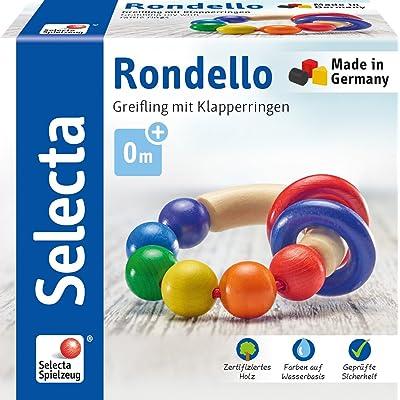 Selecta 61007 Rondello, Grabber 7.5 cm: Toys & Games