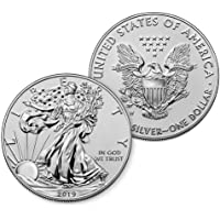 2019 W Silver Eagle 2019 W Reverse Proof Silver Eagle Low Mintage $1 PF US Mint DCAM