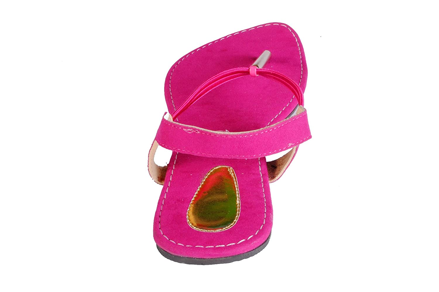 6c18188e113720 Rnjc Women s Multi-Coloured Synthetic Fashion Sandal -6  Buy Online at Low  Prices in India - Amazon.in