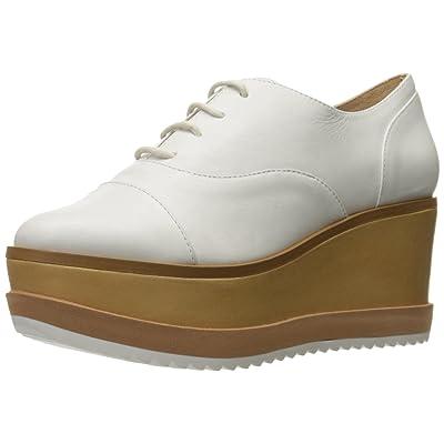 SCHUTZ Women's Zaza Fashion Sneaker Pearl 9.5 M US: Shoes
