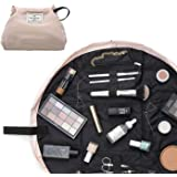 The Flat Lay Co. Make Up Bag | Lay Flat Travel Cosmetic Toiletry Case