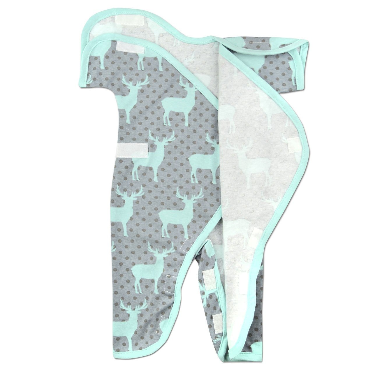 PP-105J-DREAMER-P NICU Friendly Preemie Perfectly Preemie Boys /& Girls Short-Sleeve NIC-Jumpsuit 3-6lbs