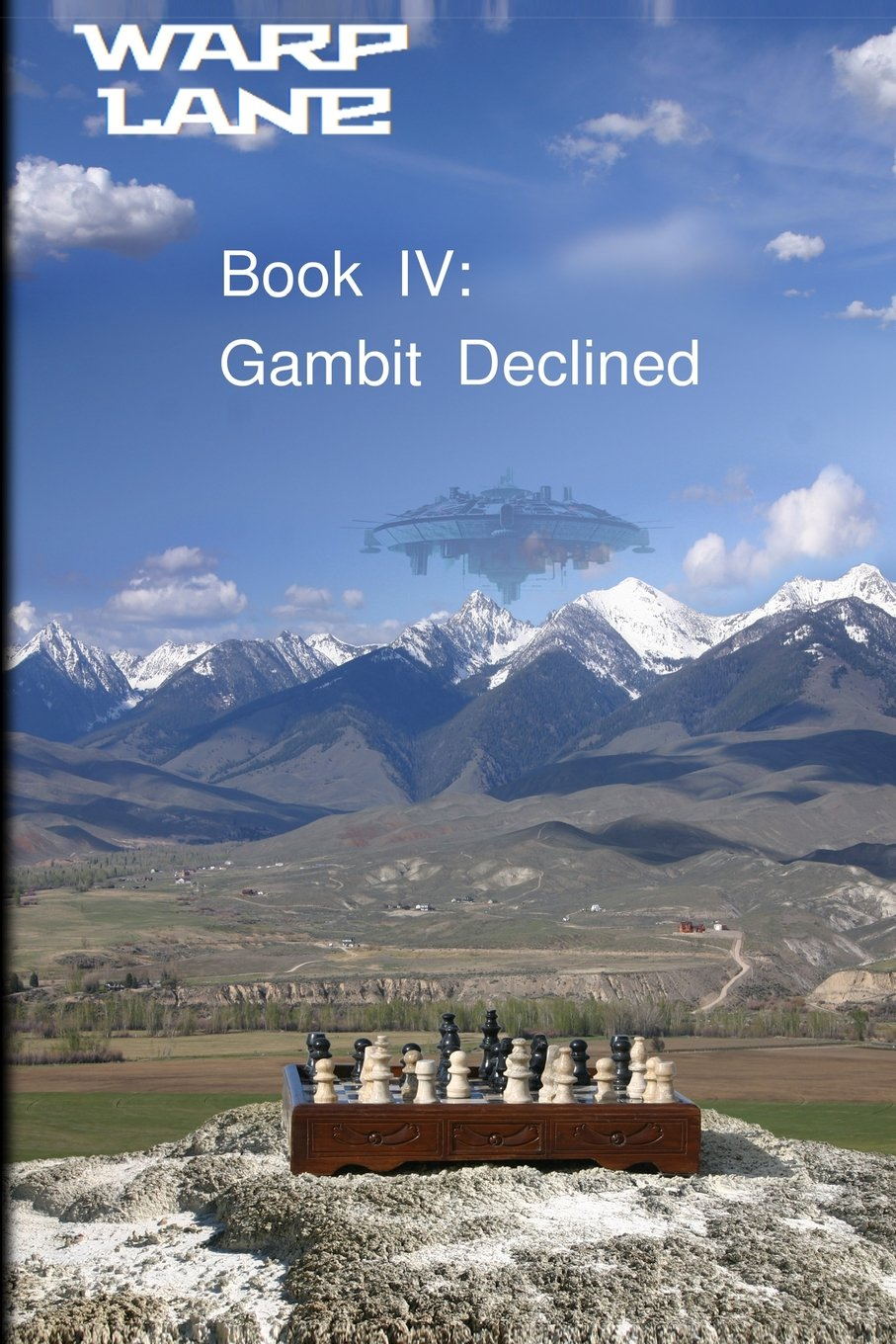 Download Warp Lane Book 4: Gambit Declined (Volume 4) pdf epub