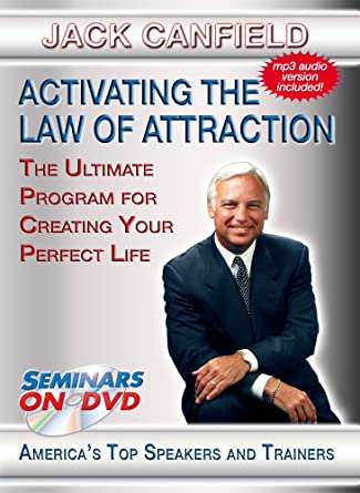 Jack Canfield - Activating The Law Of Attraction (Mp4 video + mp3 audio + ebook)