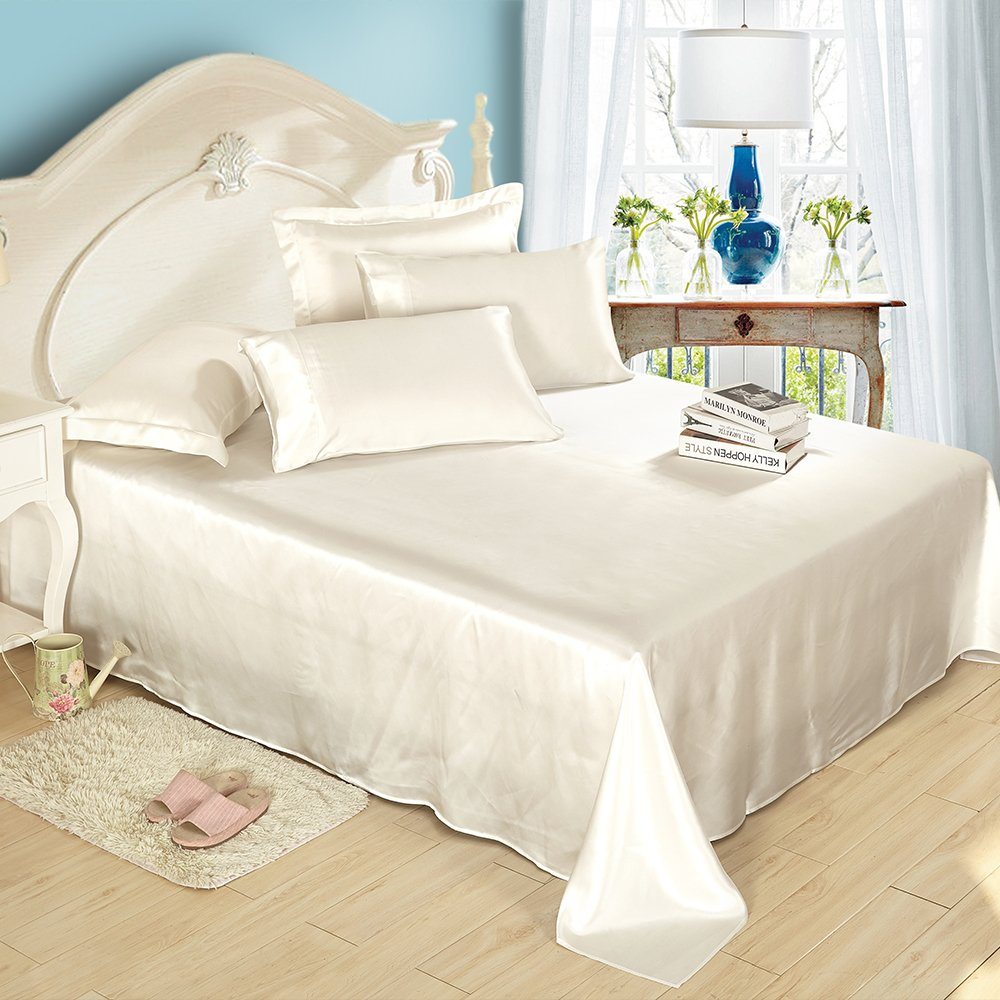 shirred comforter p bed set bedding faux champagne radiance silk