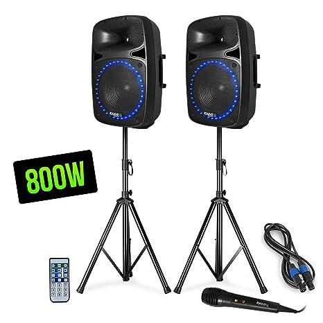 Equipo de sonido FM/USB/SD/Bluetooth–2
